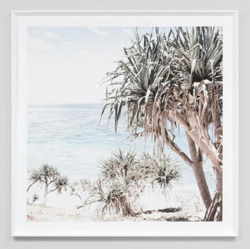Coastal Framed Photograph