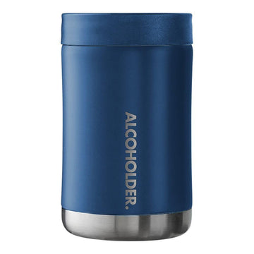 Insulated Stubby Holder | Storm Blue