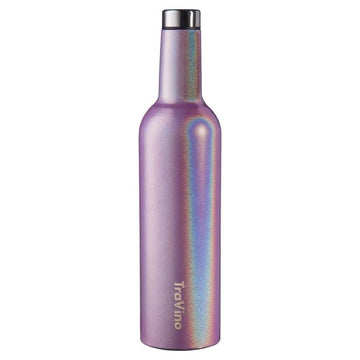 Insulated Wine Flask 750ml | Ultra Violet