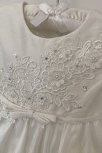 Load image into Gallery viewer, Annabelle - Crystal and Lace Dress