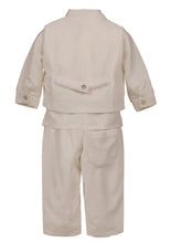 Load image into Gallery viewer, Rowan - Boys 4 Piece Velour Outfit