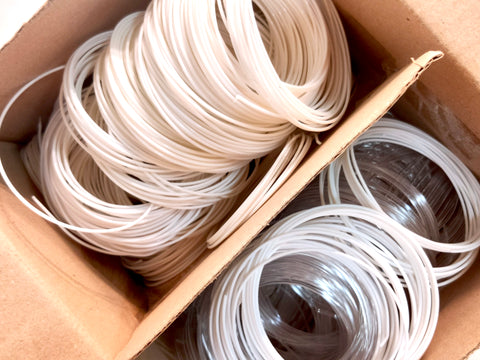 3D Printing Filament Waste