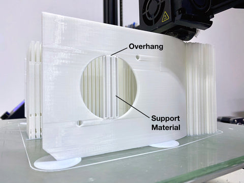 3D Printing Support Material