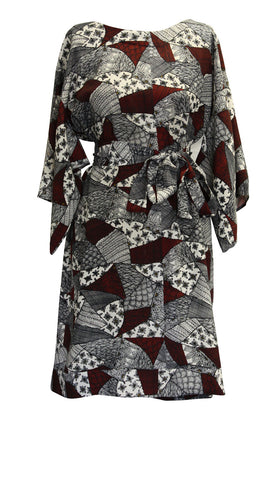Mori Silk Dress