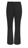 Black Bell Bottom Pants