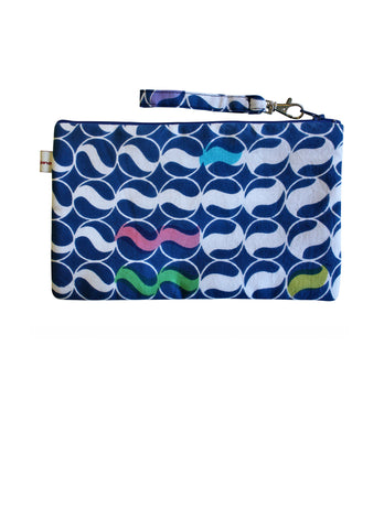 Pep Wave Pouch Purse