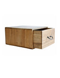 Natural Wood Japanese Box