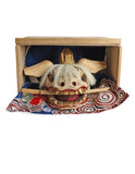 Shisa Lucky Lion Dog in Box