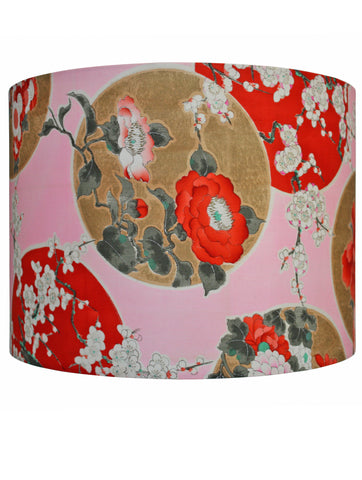 Dusty Pink Large Lampshade