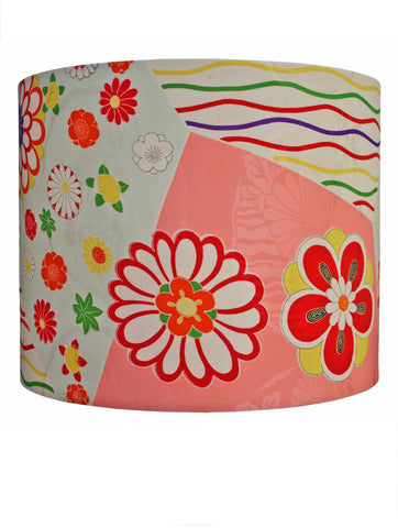 Maple Red Large Lampshade