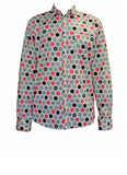 Hexa Dot Men's Pocket Shirt