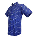 Blue Cross Mens Shirt