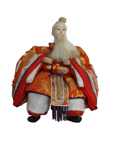 Rōjin Japanese Doll