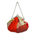 Rocco Vintage Silk Puff Purse