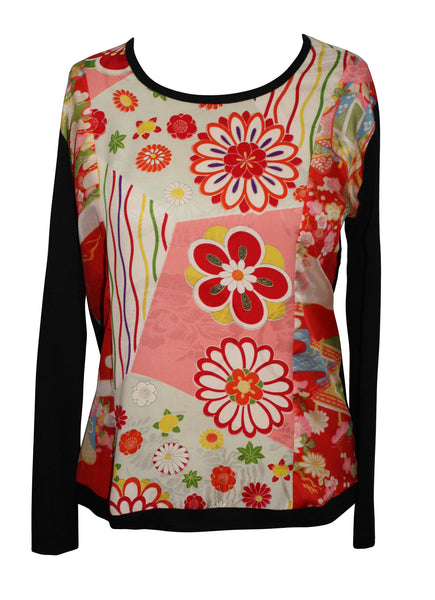 Hanabira long sleeve top