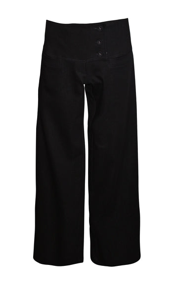 Three Button Pant