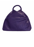 Chelsea Purple Shoulder Bag