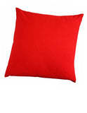 Woven Reds Cushion Cover