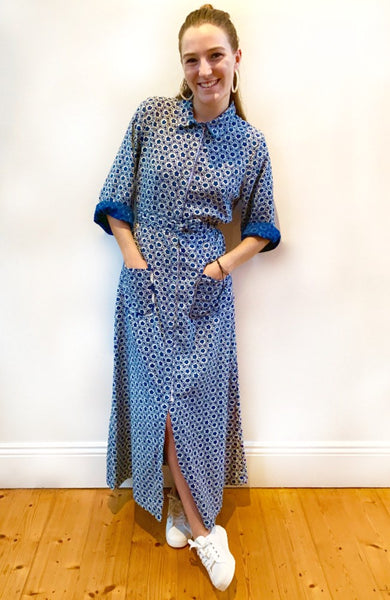 Injigo Shirtmaker Dress D295