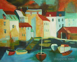 Boats and Houses - HS1257