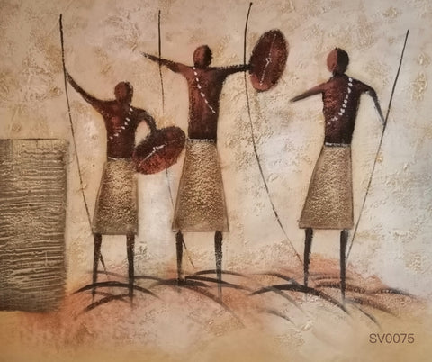 African tribe - HS2290