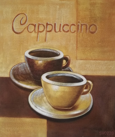Two cups of coffee - HS3646