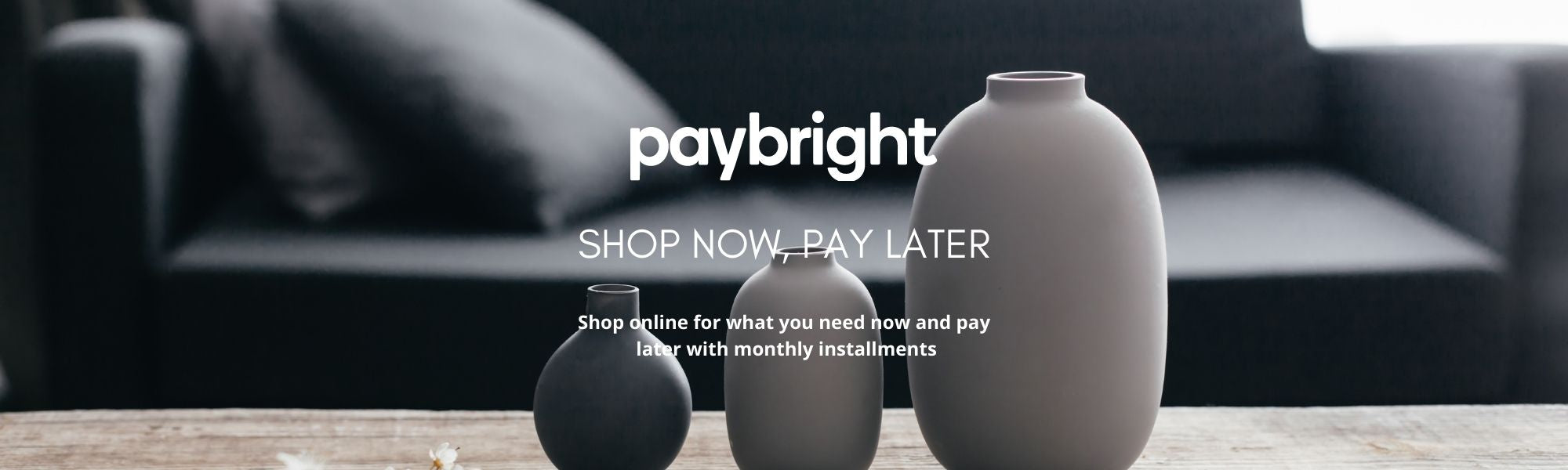 Paybright Shop Now,Pay Later