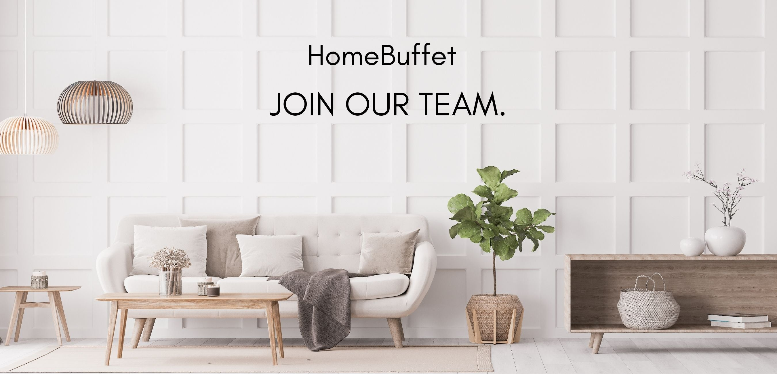 Home Buffet Join Our Team