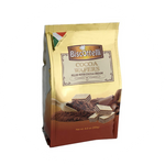 Biscottelli Wafer Cookies, Cocoa Cream Filled, Imported from Italy, All Natural, Non-GMO, Fresh Baked, Bite Sized Snacks (8.8oz bag)