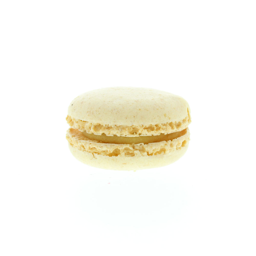 Biscottelli Macaron Cookies (Coconut) - Gluten Free, 5 Individually Wrapped, Shelf Stable Baked Gourmet Cookies made with a French Recipe