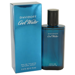 COOL WATER by DAVIDOFF - EDT SPRAY** 2.5oz