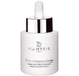 Monteil Elixir Metamorphose Instant Facelift Serum, 1 oz/30ml
