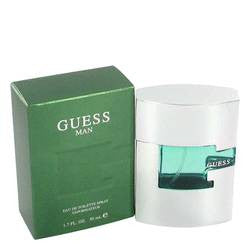 Guess Man by Guess EDT Spray 1.7 oz