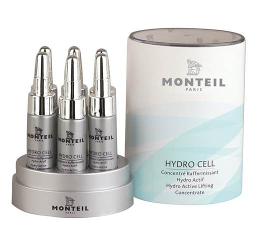Monteil Hydro Cell Lifting Concentrate, 6 x .24oz/6 x 7ml