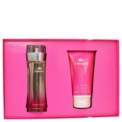 LACOSTE TOUCH OF PINK 3 OZ SP/5.1 OZ BLTN (TUBE)