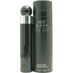360 BLACK by PERRY ELLIS - EDT SPRAY** 3.3oz