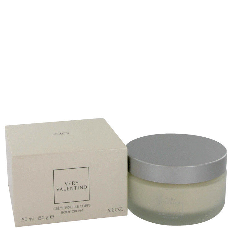 VERY VALENTINO - BODY CREAM 5.1 oz