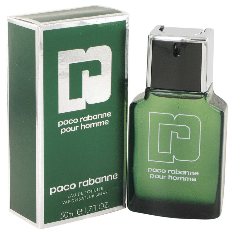 PACO RABANNE EDT SPRAY DAMAGED BOX 1.7 oz