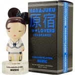 HARAJUKU LOVERS MUSIC - EDT SPRAY**1 oz