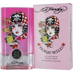 BORN WILD FOR WOMEN by ED HARDY - EDP SPRAY 1.7 oz