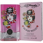 BORN WILD FOR WOMEN by ED HARDY - EDP SPRAY 3.4 oz