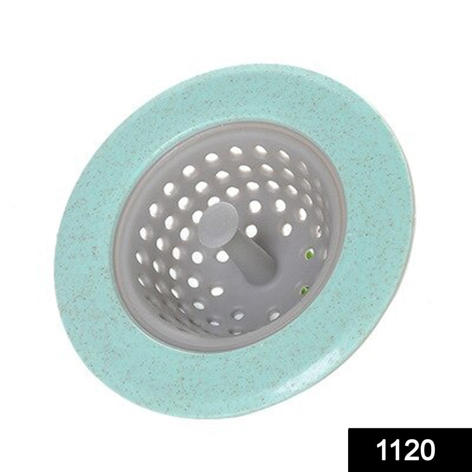 1120 Silicon Sink Strainer Kitchen Drain Basin Basket Sink Drainer