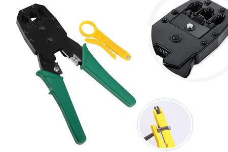 0441 Networking Crimping Tool - DeoDap