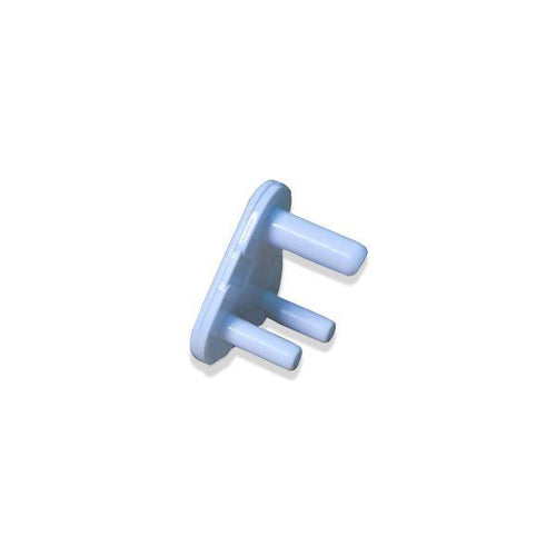 1230 Safety Cover Guards for Electric Socket Plug  (Small) - Bulkysellers.com