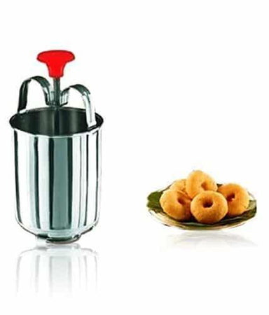 0145 Stainless Steel Medu Vada Maker - DeoDap