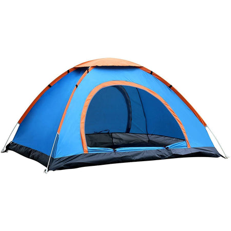 0533 Camping Waterproof Tent (4 Person) - DeoDap