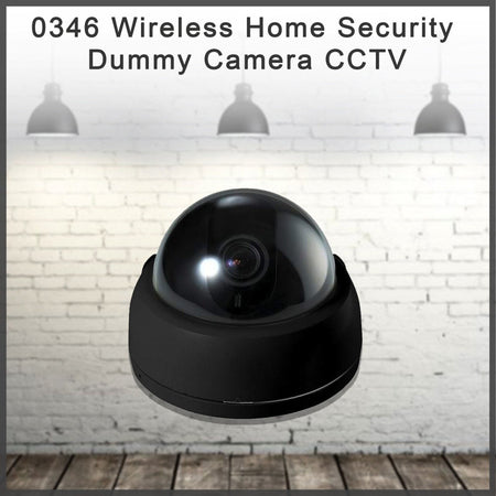 0346 Wireless Home Security Dummy Camera CCTV - Bulkysellers.com