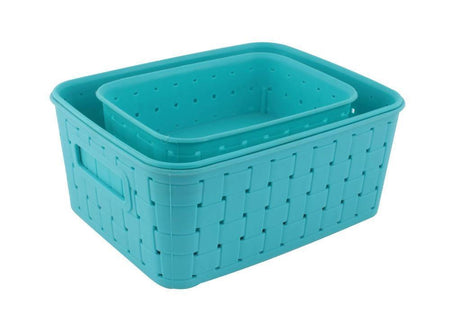 0062 Smart Baskets for Storage(Set of 3) - Bulkysellers.com
