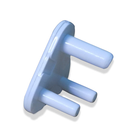 1231 Safety Cover Guards for Electric Socket Plug (Big) - Bulkysellers.com