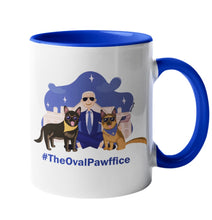 Load image into Gallery viewer, Pawsidential Portrait Pawsidential Mug
